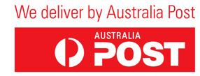 Crystallize uses Australia Post