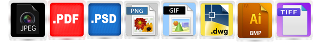 Crystallize File formats