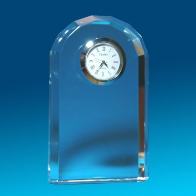 2D Semi Round Classic with Clock 76 X 127 X 25