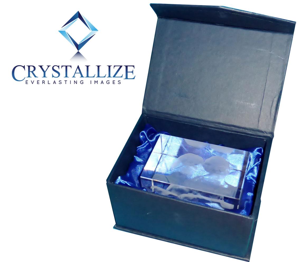2d crystal photo framer 80 x 60 x 30 crystallize. Black Bedroom Furniture Sets. Home Design Ideas