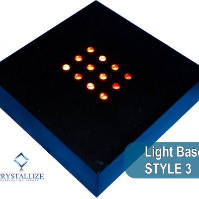 2D Crystal Photo Ultimate BLING 150 Diameter